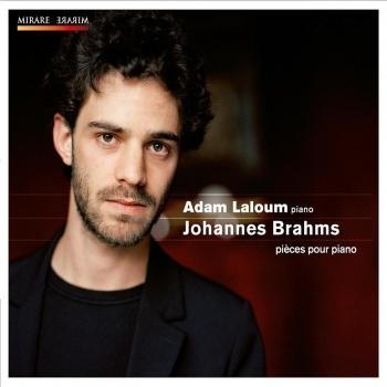 Cover Brahms: Pièces pour piano