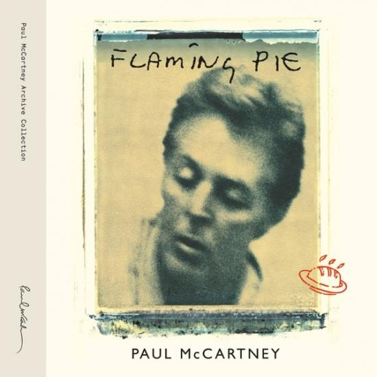 Cover Flaming Pie - Archive Collection (Remastered)