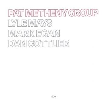 "Cover (aka ""The White Album"") Pat Metheny Group (Remastered)"
