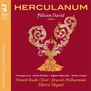 Cover David Herculanum