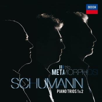 Cover Schumann Piano Trios 1 & 2