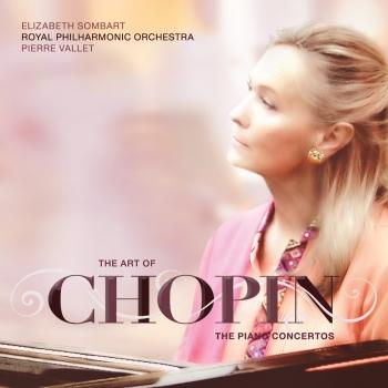 Cover The Art of Chopin: The Piano Concertos