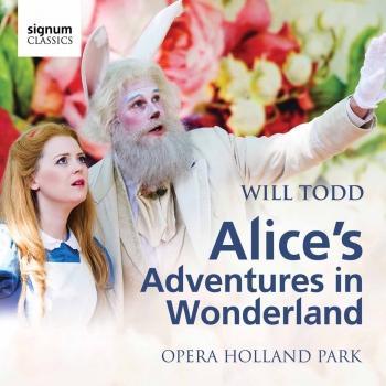 Cover Todd: Alice's Adventures in Wonderland