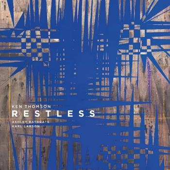 Cover Ken Thomson: Restless