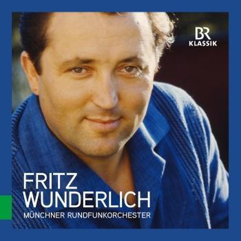 Cover Fritz Wunderlich - Oper, Operette, Film (Unveröffentlichte Rundfunkaufnahmen)