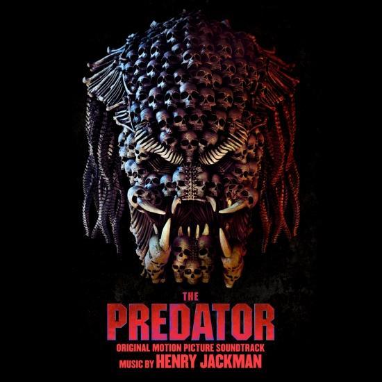 Cover The Predator (Original Motion Picture Soundtrack)