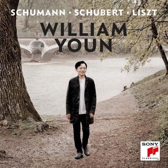 Cover Schumann - Schubert - Liszt