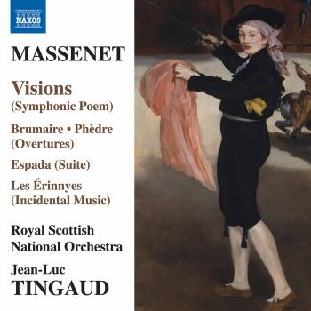 Cover Massenet: Orchestral Works