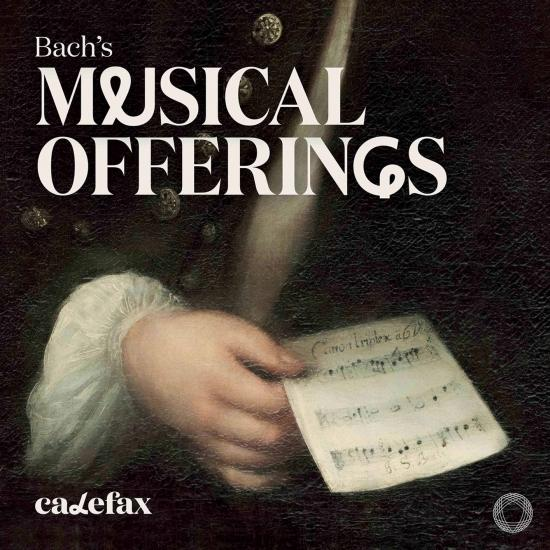 Cover Bach's Musical Offerings