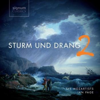 Cover Sturm und Drang, Vol. 2: Haydn, Gluck, Vanhal, Mysliveček, J.C Bach