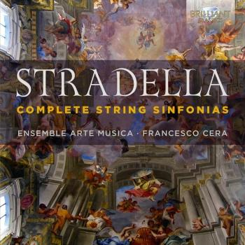 Cover Stradella: Complete String Sinfonias
