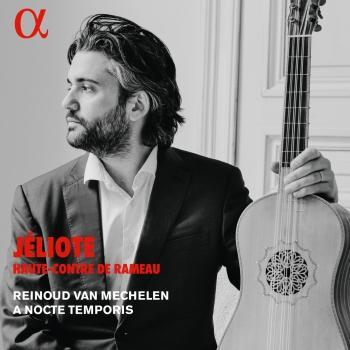 Cover Jéliote, haute-contre de Rameau