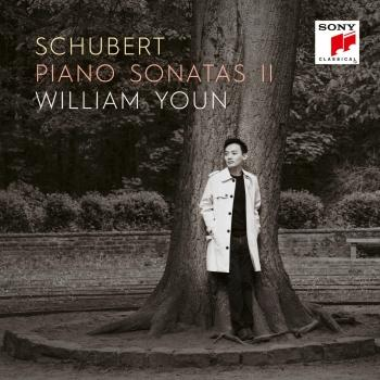 Cover Schubert: Piano Sonatas II