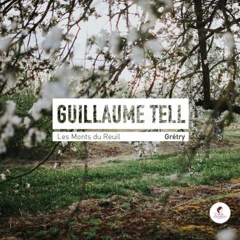 Cover Guillaume Tell (Les Monts du Reuil)