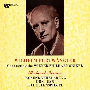 Cover Strauss: Tod und Verklärung, Don Juan & Till Eulenspiegel