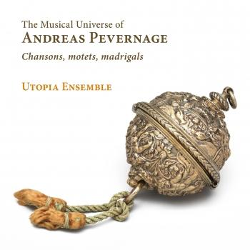 Cover The Musical Universe of Andreas Pevernage