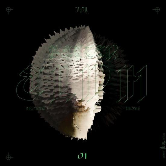 Cover Projekt Drums Vol. 1