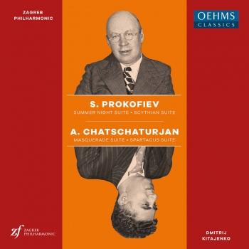 Cover Prokofiev & Khachaturian: Orchestral Works