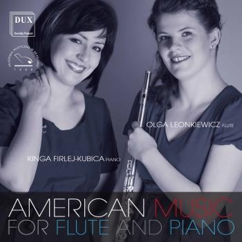 Cover American Music for Flute & Piano