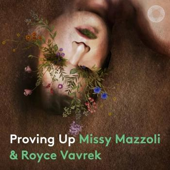 Cover Missy Mazzoli: Proving Up
