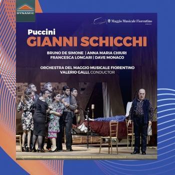 Cover Puccini: Gianni Schicchi, SC 88 (Live)