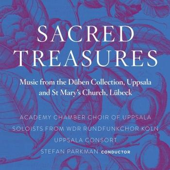 Cover Sacred Treasures