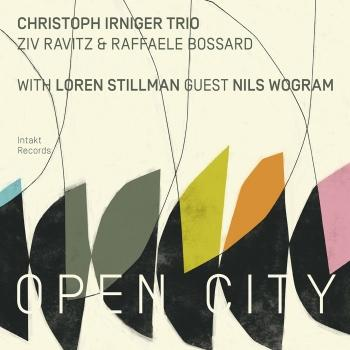 Cover Open City