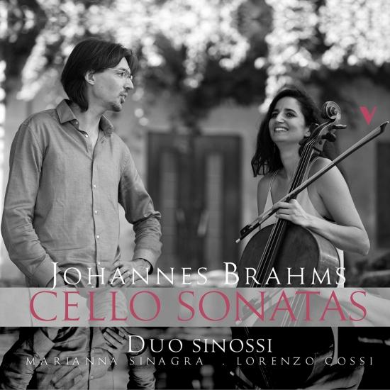 Cover Brahms: Cello Sonatas Nos. 1 & 2