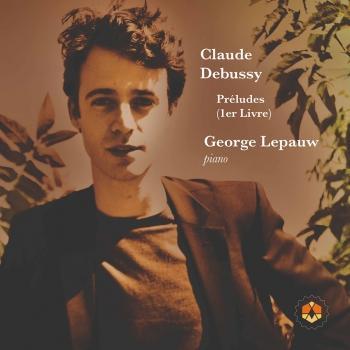 Cover Debussy: Préludes, Book 1, L. 117