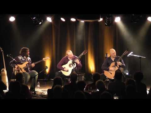 Video Mediterranean Sundance / Rio Ancho by Montreal Guitar Trio