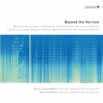 Cover Beyond the Horizon
