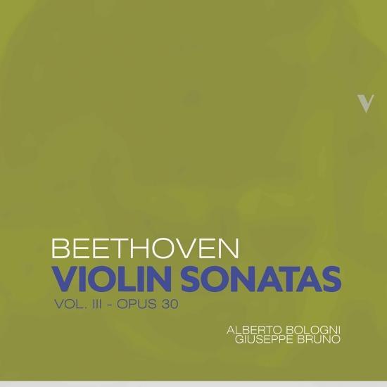 Cover Beethoven: Violin Sonatas, Vol. 3 – Op. 30