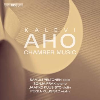 Cover Kalevi Aho: Chamber Music