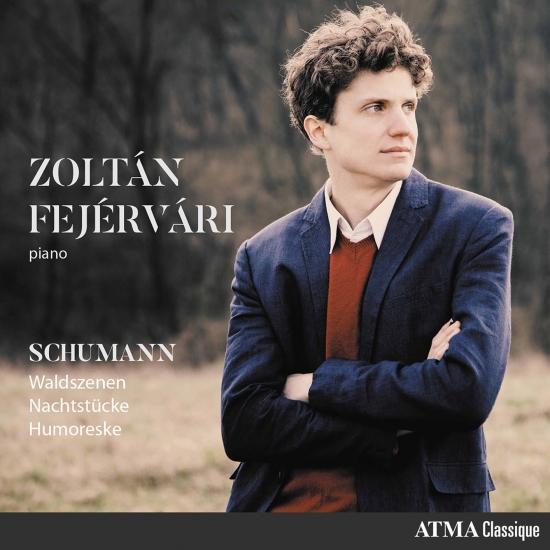 Cover R. Schumann: Waldszenen, Nachtstücke & Humoreske
