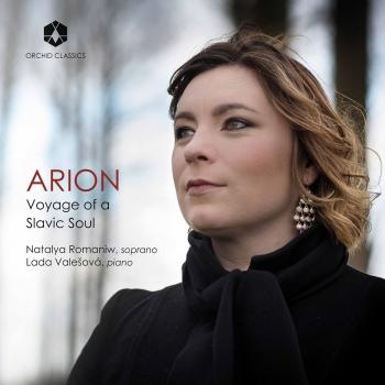 Cover Arion: Voyage of a Slavic Soul