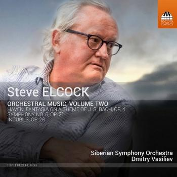 Cover Steve Elcock: Orchestral Music, Vol. 2