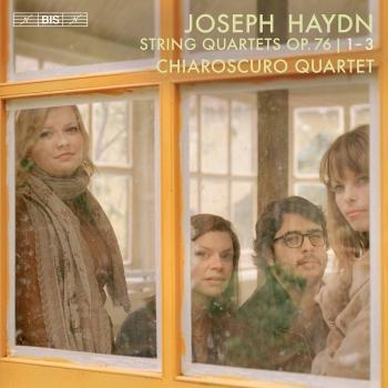 Cover Haydn: String Quartets Op. 76 Nos. 1-3
