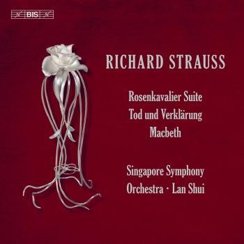 Cover R. Strauss: Macbeth, Rosenkavalier Suite & Tod und Verklärung