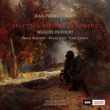 Cover Spectral Visions of Goethe