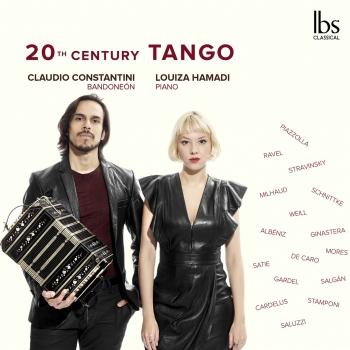 Cover 20th Century Tango