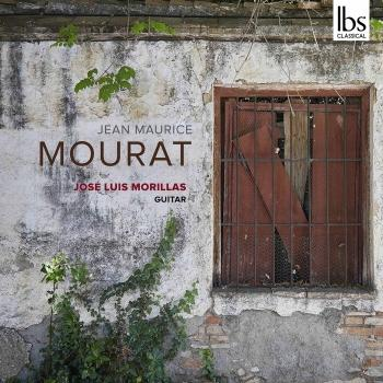 Cover Mourat: Guitar Works