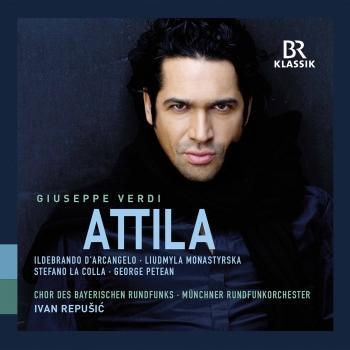 Cover Verdi: Attila (Live)