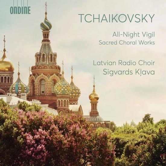 Cover Tchaikovsky: All-Night Vigil & Other Sacred Choral Works