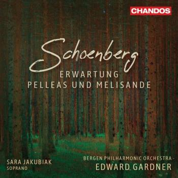 Cover Schoenberg: Erwartung, Op. 17 & Pelleas und Melisande, Op. 5