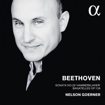 Cover Beethoven: Piano Sonata No. 29 Hammerklavier & Bagatelles, Op. 126