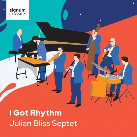 Cover I Got Rhythm