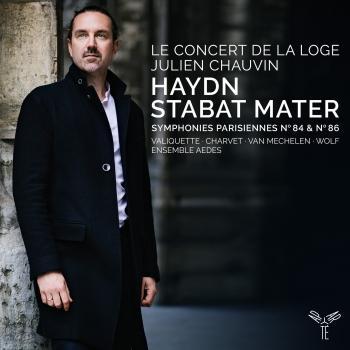 Cover Haydn: Stabat Mater, Symphonies Parisiennes Nos. 84 & 86