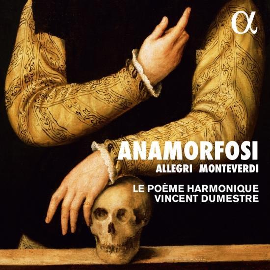 Cover Allegri & Monteverdi: Anamorfosi