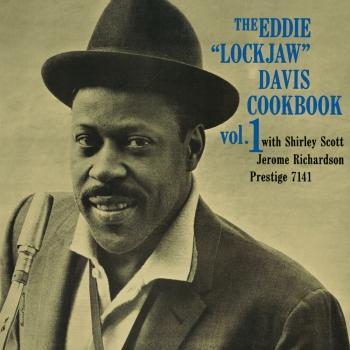Cover The Eddie 'Lockjaw' Davis Cookbook, Vol. 1