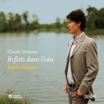 Cover Debussy: Reflets dans l'eau